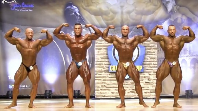 ifbb news bodybuilding
