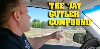 Jay Cutler mega compound