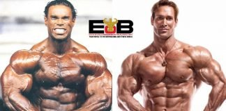 Mike O'Hearn natural Levrone