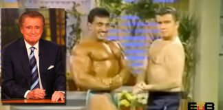 Regis Philbin bodybuilding dies