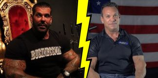 Rich Piana gaspari controversial