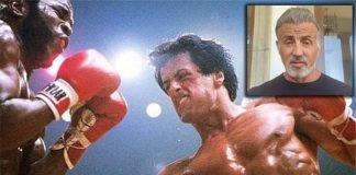 Sylvester Stallone rocky rambo