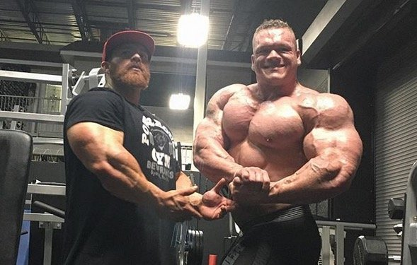 Bodybuilding world still struggling to cope with death of Dallas McCarver