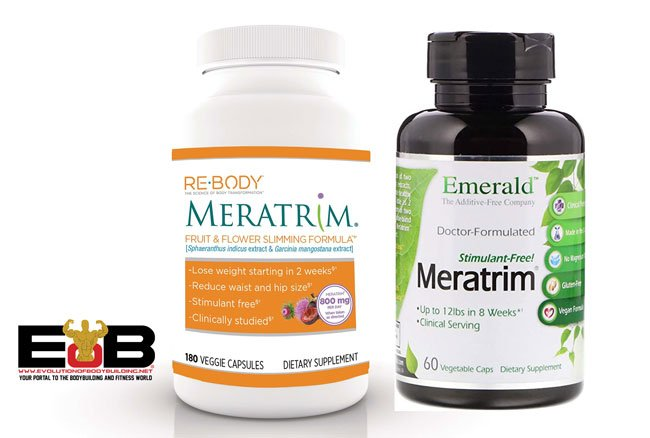 REVIEW Meratrim Fat Burners