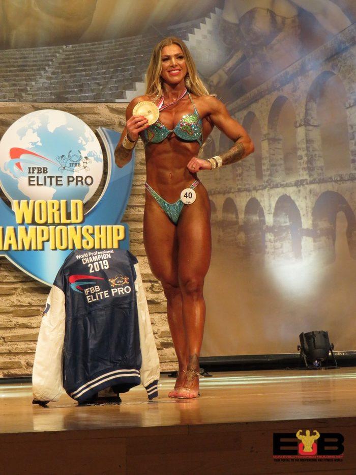 angela borges champion