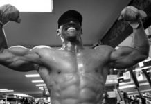bodybuilders teeth protect