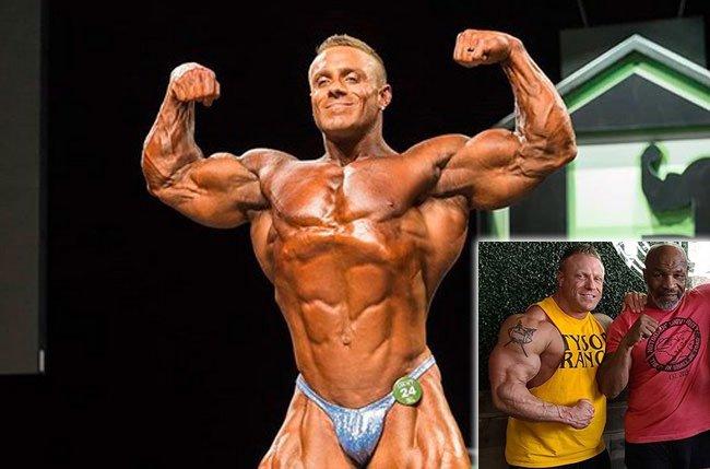 brad rowe retirement bodybuilder