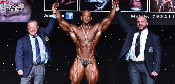ifbb bodybuilding fitness