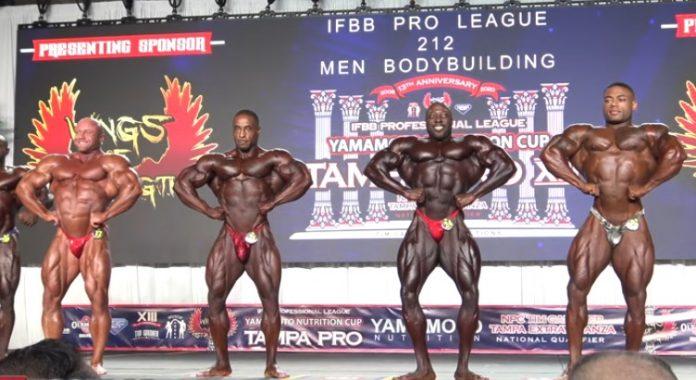 tampa pro 212 bodybuilding