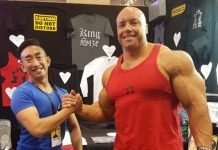 rules bodybuilding journalism