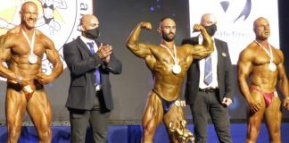 IFBB Malta 2020 National