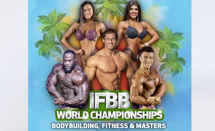 IFBB World Championships Events