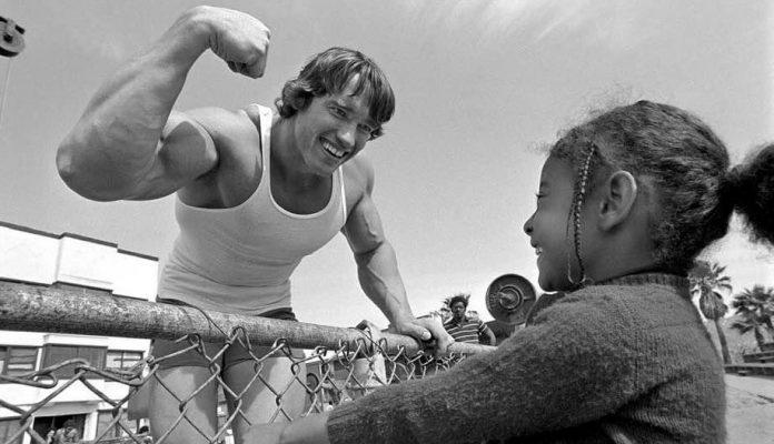 Arnold Schwarzenegger photo