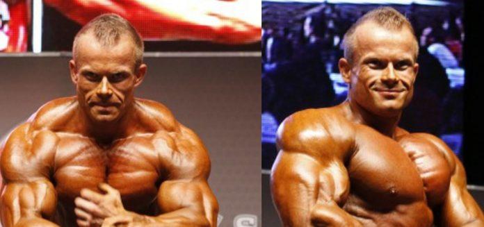 Bodybuilder Jakub Šubrt dies