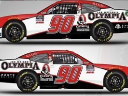 olympia weekend nascar campaign