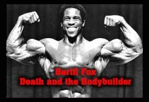 bertil fox death bodybuilder