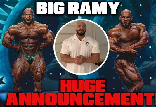 Big Ramy olympia Spain