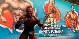 ifbb results european