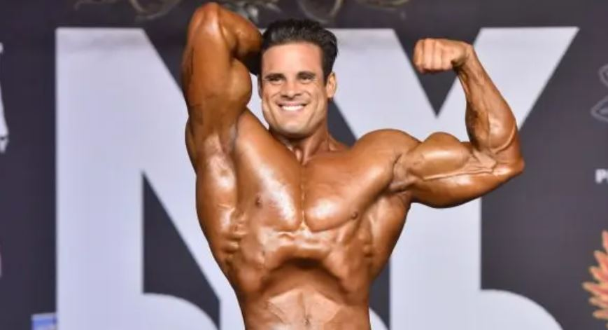 Logan Franklin - From Men's Physique to Classic Physique Champion