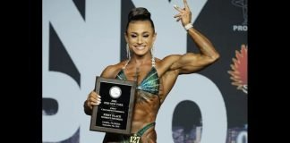 Women's Physique Top Six