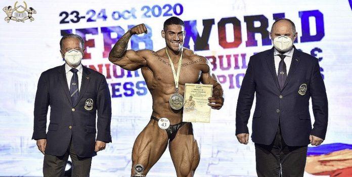results 2020 IFBB World Junior