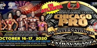 Chicago Pro official competitors