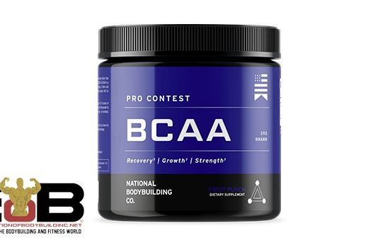 review National Bodybuilding BCAA