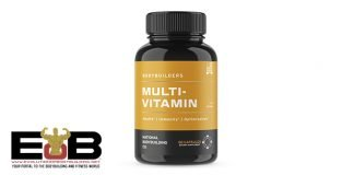 National Bodybuilding Multivitamin