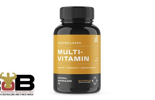 National Bodybuilding Multivitamin