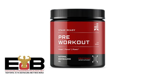 National Bodybuilding Pre-Workout