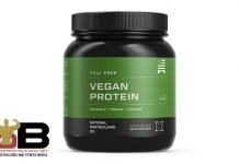 national bodybuilding vegan protein