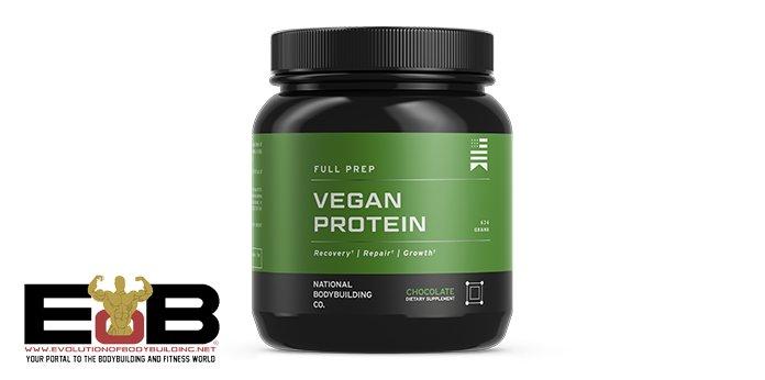 national bodybuilding vegan protein