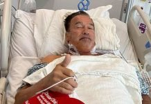 Schwarzenegger second heart operation