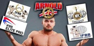 arnold UK federations