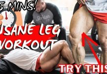 regan zane leg workout