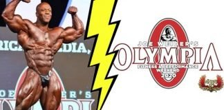 Shawn Rhoden not compete
