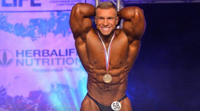 Vitaliy Ugolnikov dominate bodybuilding