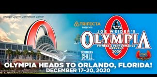 Olympia Weekend moves Orlando