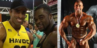 Bodybuilding death Victor Luna