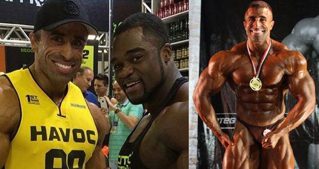 Bodybuilding death Victor Luna