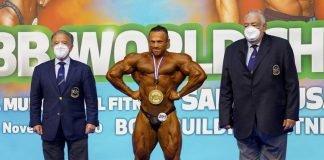 World Championships Day 2