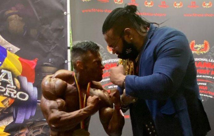 A.J Kelly - Bodybuilding's missing