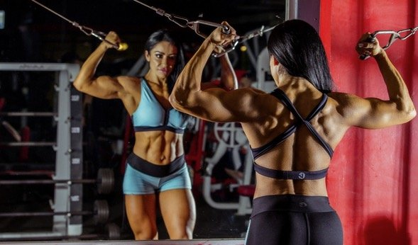 Difference Fitness and Bodybuilding