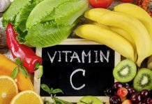 Vitamin C Helps Exercises