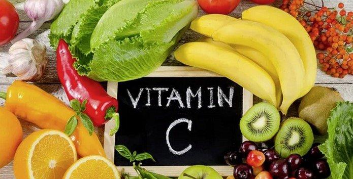 Vitamin C Helps Exercises