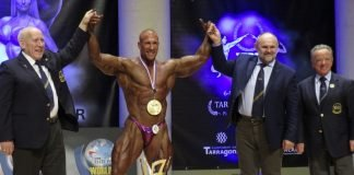 Czech Republic IFBB Elite