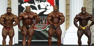 2020 Olympia Open Bodybuilding