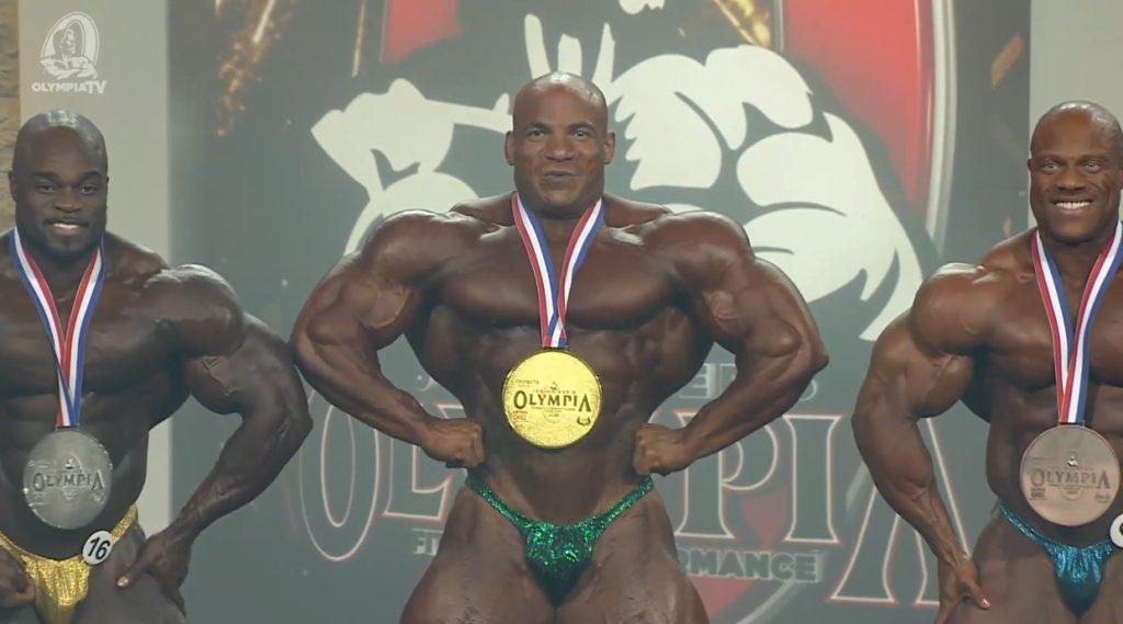 Big Ramy wins Olympia