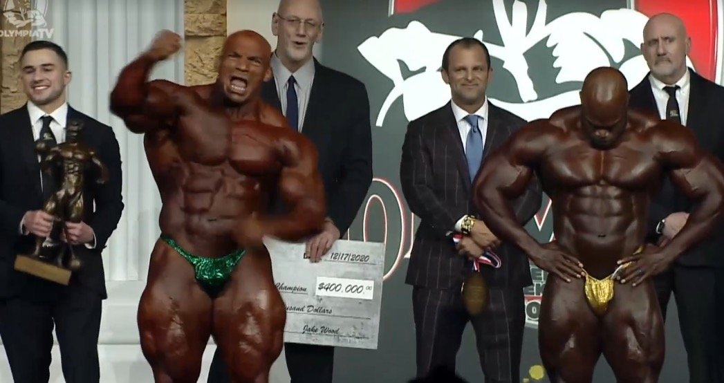 Is Big Ramy A Good Ambassador For The Olympia Brand