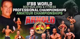LIVE STREAMING Arnold Sports